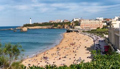schuelersprachreisen Biarritz