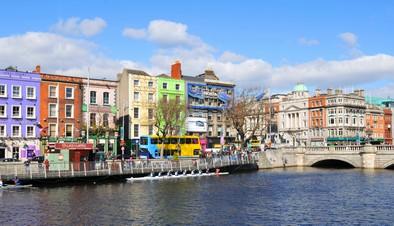 schuelersprachreisen Dublin