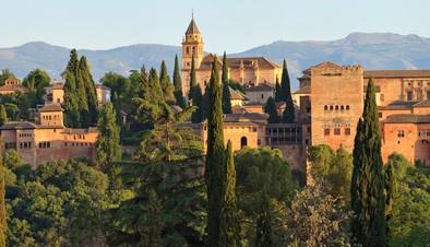 schuelersprachreisen Granada