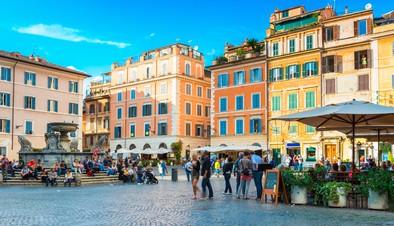 schuelersprachreisen Rom